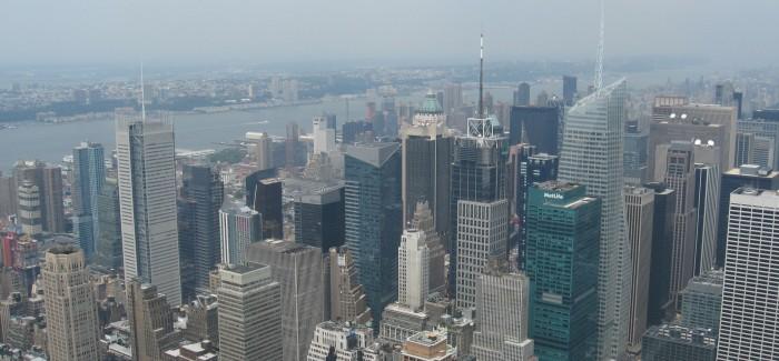 New York kutsuu!