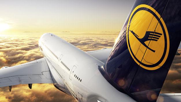 Lufthansa joutuu perumaan satoja lentoja