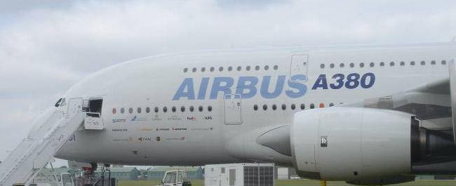 Airbus A380 Superjumbo – Ilmojen jättiläinen