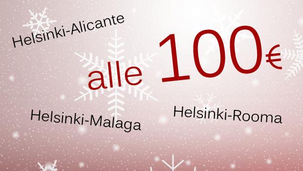 Norwegianin joulutarjoukset