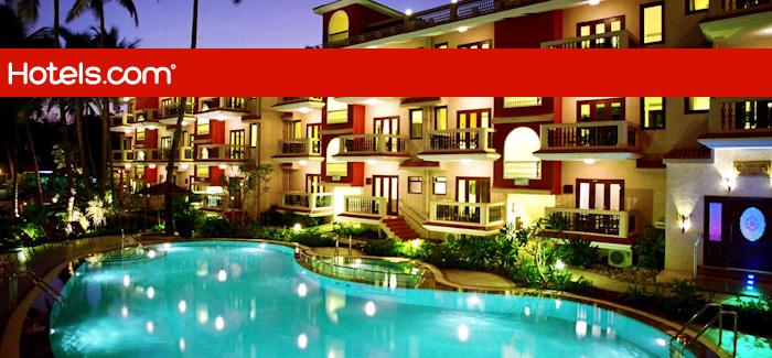 Hotels.com – 72 tunnin alennusmyynti – Tarjouksia jopa puoleen hintaan!
