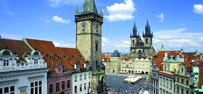 Ebookers kaupunkilomat, Lennot + hotelli (3vrk) – Praha 200€, Berliini 178€…