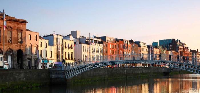 Syyskuun Halvat Lennot – Dublin 81€, Rooma 146€ ja Praha 110€!