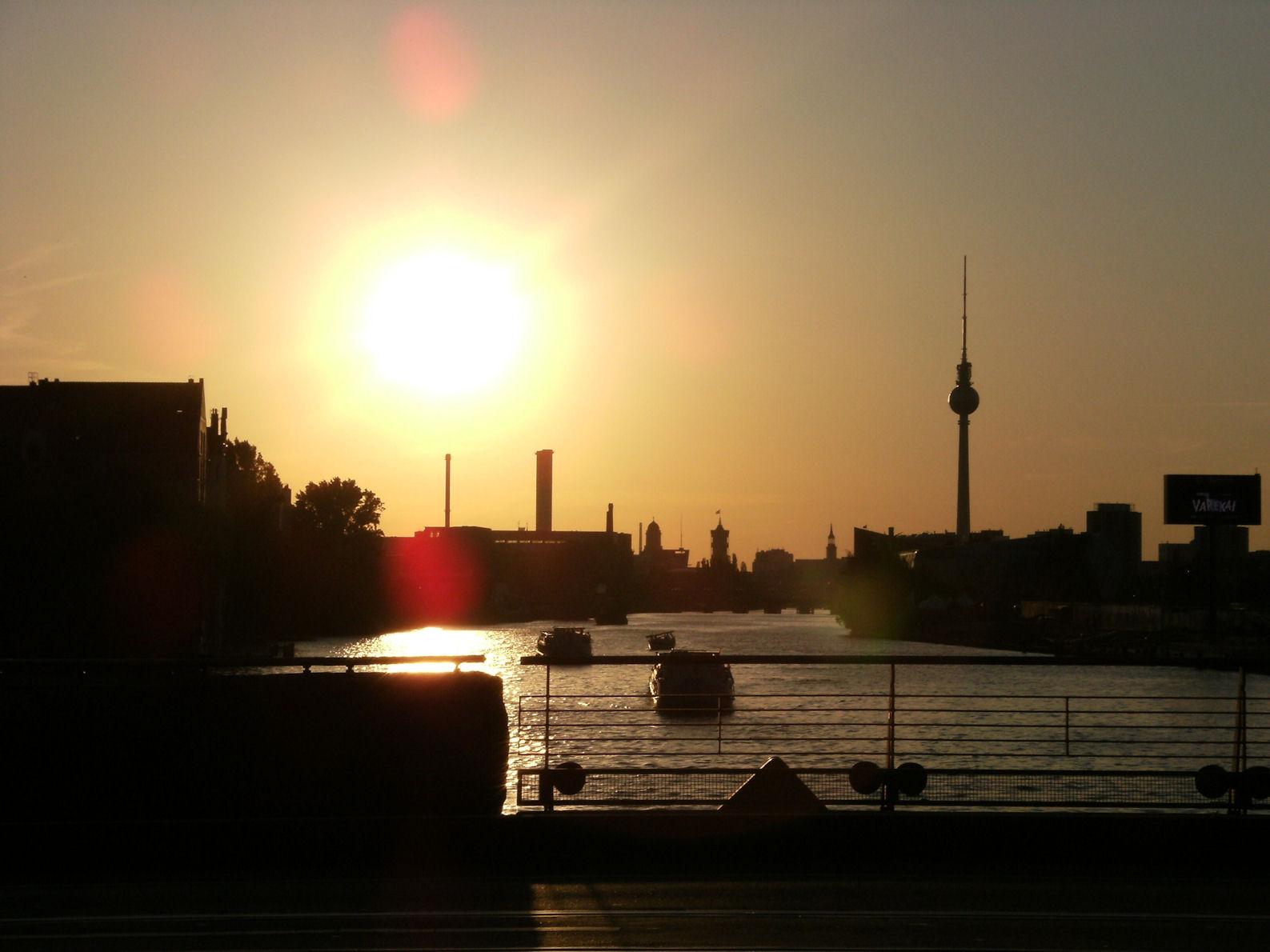 Helsinki – Berliini meno-paluu lennot alkaen 77€!