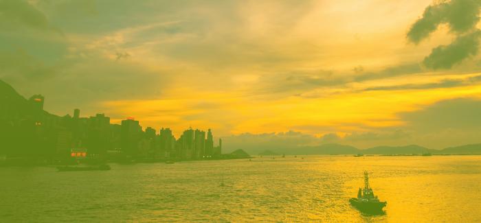 Superhalvat lennot Aasiaan: Helsinki – Hong Kong alkaen 350€