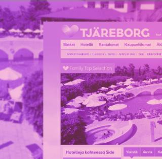 Tjäreborgin All-Inclusive äkkilähdöt alkaen 440€ viikoksi