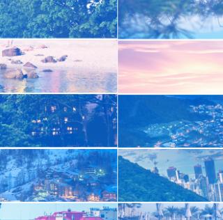 Katso: TOP 25 matkakohteet maailmassa matkailijoiden mukaan