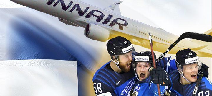 Seuraa Suomen mestaruusjoukkueen lentoa livenä kartalla!